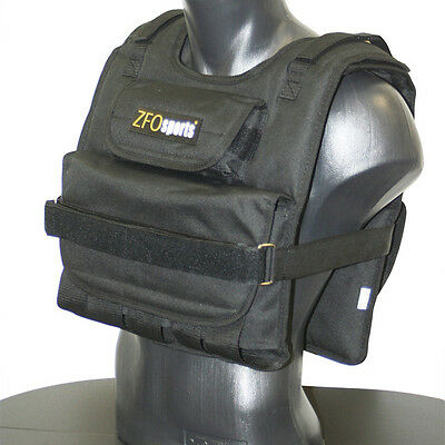 ZFO Sports® -30LBS Adjustable Weighted Vest Exercise SALE PRICE 1 WEEK ONLY!