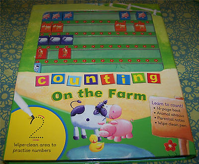 Counting on the Farm - Book Studio