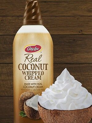 FPC Coupon for Gay Lea Real Coconut Whipped Cream Canada