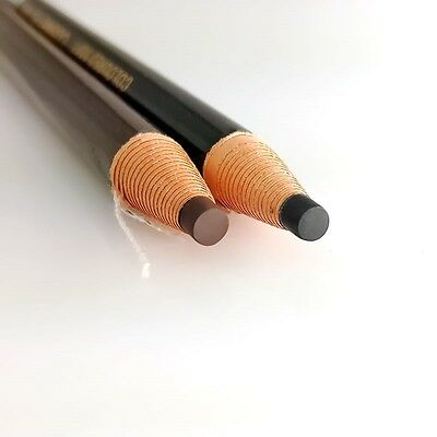 Eyebrow Tattoo Pen Makeup Tool Microblading Waterproof Peel-off Natural Brown