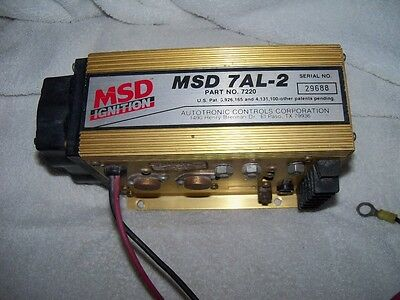 MSD 7220 7AL 2 CD Gold Ignition Box Universal diagrams 16752175 msd 7al wiring diagram msd ignition wiring msd 7al-2 wiring diagram 7220 at alyssarenee.co