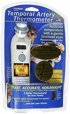 Exergen Temporal Artery Thermometer MODEL# 2000C TAT-2000C Battery