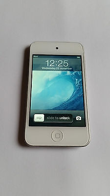 Apple iPod touch 4th Gen White (16GB)