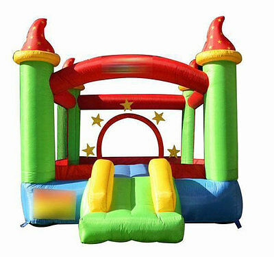 Large Inflatable Castle Kids Bouncy House Jumpers Bouncer Climb Slide Children