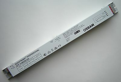OSRAM 1 x 18w 2 foot T8 HIGH FREQUENCY ELECTRONIC BALLAST MARINE FISH CONTROLLER