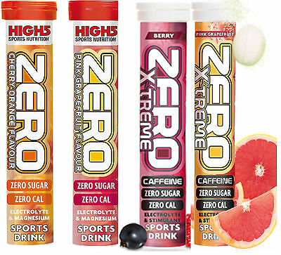 High5 Zero 80 tabs Hydration Electrolyte Drink Tablet High 5 Extreme