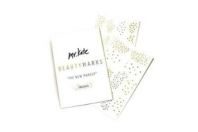 """Mr. Kate BeautyMarks """"The New Makeup"""" - Freckles"""