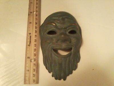 Antique Greek Mask Socrates #132
