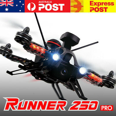 NEW Walkera Runner250 Pro 5.8g FPV racing drone quadcopter gps