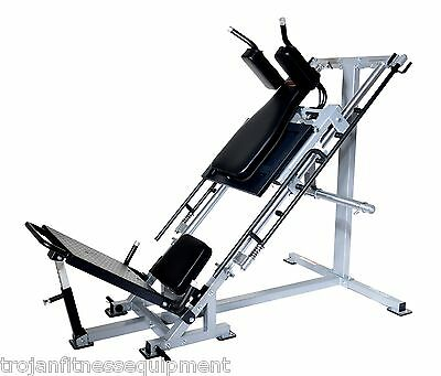 Leg Press 45 Degree Hack Squat Machine with FREE Shipping