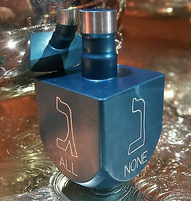 Dreidel toy piece - Chanukah Hanukkah Holiday Children Game