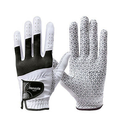 KPGA Official Product Mens White Golf Glove XS S M ML L Size Left Hand Gloves
