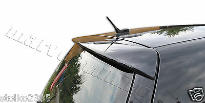 Rear Roof Spoiler  VW Golf  MK4 IV type R32 look.