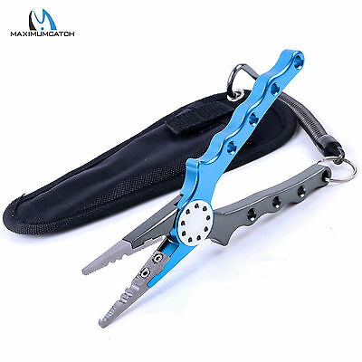 Stainless Fishing Pliers Line Cutter Hook Cut Remove Tackle Tool---18cm