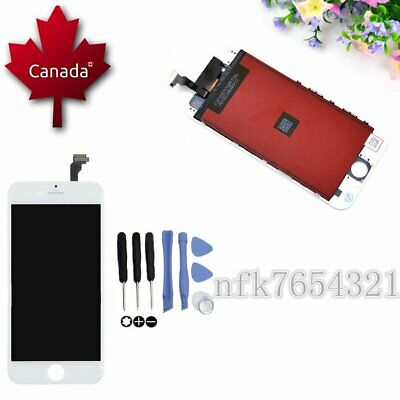 "White For iPhone 6 4.7"" LCD Replacement Screen Touch Display Digitizer Assembly"