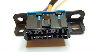 Ford Transit and Transit Connect 2000-Onwards.Powered Dummy OBD Port. 450 Sold