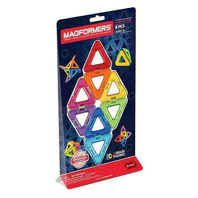 Magformers 701002 Triangles 8pce Set - Brand New