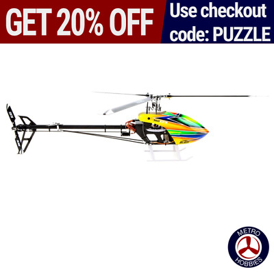 Blade Trio 360 CFX BNF Basic Helicopter BLH4755 Brand New