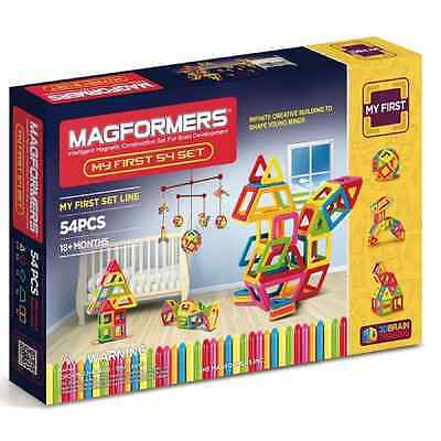 Magformers 63108 My First Magformers 54 Pce Brand New