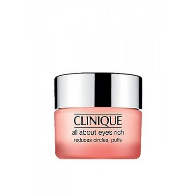 Clinique - All About Eyes Rich - Crema Contorno Occhi