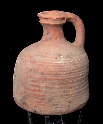 Herodian Terra-cotta  Juglet ancient pottery P2377
