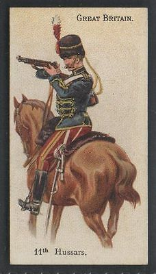 Bat - Soldiers Of The World - Great Britain 11Th Hussars
