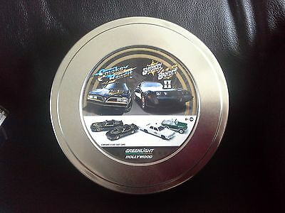 Greenlight Smokey and the Bandit 59010  4 car set limited edition  1-64 scale
