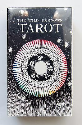 Wild Unknown Tarot Oracle Cards Deck new English version as on photos