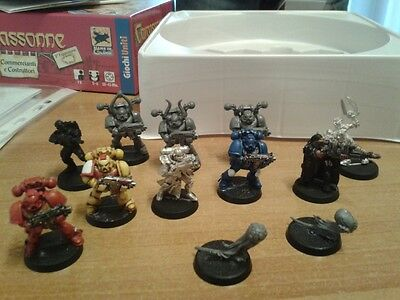 Lotto miniature Warhammer 40K Star Quest Space Crusade