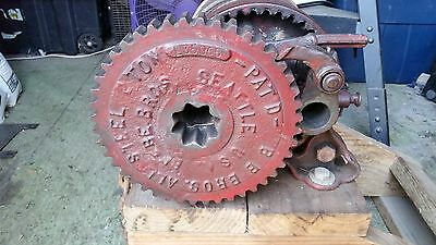 Antique BB Brothers HAND WINCH (2 Ton)