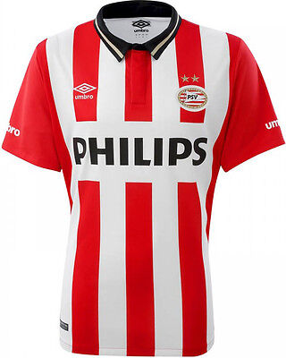 Brand New Genuine Umbro PSV Eindhoven 2015/16 Home Shirt  Adults XL