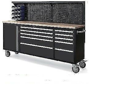 New neilsen 84 inch (YES 7 FEET LONG) Toolbox , Tool Chest On Wheels CT4125