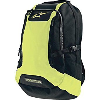 Alpinestars Charger Motorcycle Backpack Blk/Yw ***Now Only £70.00***