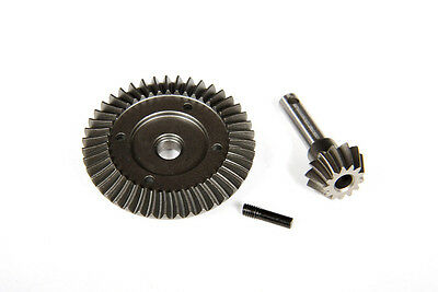 AXIAL Heavy Duty Bevel Gear Set 43T/13T SCX10 WRAITH EXO YETI AX30402 ORIGINAL