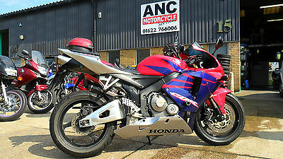 Honda CBR600RR-5 in Red - FOR SALE