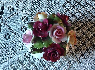 Royal Albert Old Country Roses Posy Ornament