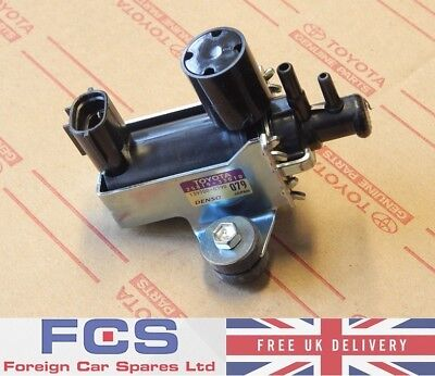 *New* Genuine Toyota Land Cruiser Vacuum Regulating Valve 25819-33010