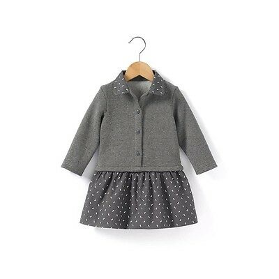 Robe R-BABY Gris