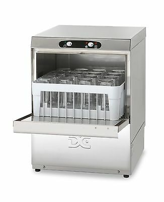 GLASSWASHER DC EG40   (Free Delivery with 12 Months Warranty )