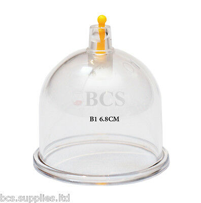 Cupping/hijama Cups Highest Quality, Bcs Guaranteed, Free Delivery