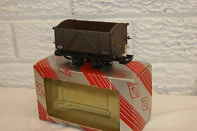 16mm Narrow Gauge SM32 RSSB Open Mineral Wagon with opening sides brown BOXED
