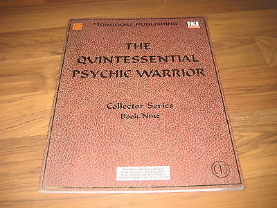 d20 The Quintessential Psychic Warrior Collector Series Book Nine MGP4009 TOP