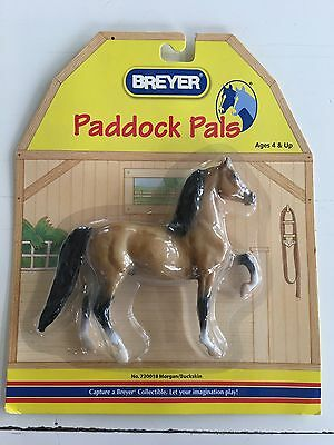 Breyer Paddock Pals 720018 Morgan Buckskin Horse New In Package Others Available