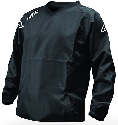 Acerbis Motocross Enduro atv mtb quad golf Atlantis Waterproof Jacket XXL BLACK