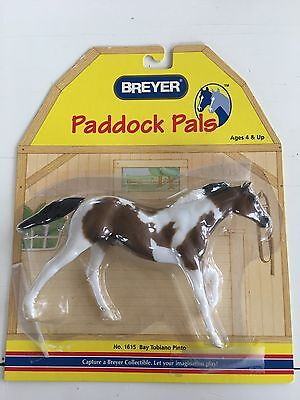 Breyer Paddock Pals 1615 Bay Tobiano Pinto Horse New Taped Package Others Avail