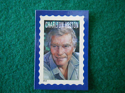 CHARLTON HESTON Stamp Magnet