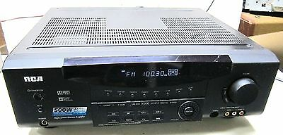 Rca Rt2280 Home Theater Av Surround Receiver Nice Condition
