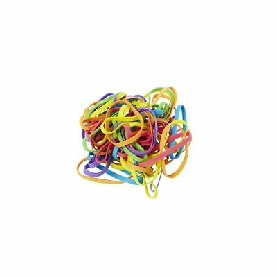J.Burrows No.64 Rubber Bands 500g Assorted