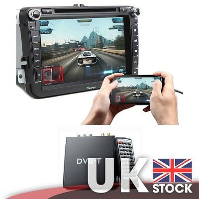 """8"""" Android DVD Player GPS & DVB-T 1080P HD TV Receiver for VOLKSWAGEN/SKODA/SEAT"""