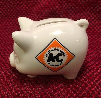 Allis Chalmers Tractors Advertising Piggy Bank
